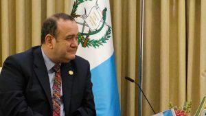 Guatemala President Visits Israel